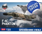 Sws Super Wing Series F-4C Phantom II 1/48