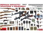 MiniArt German infantry weapons & equipment  1/35