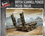Thunder Model British TRCU30 Trailer 30t  1/35