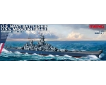 Meng Model U.S. Navy USS Missouri BB-63 1/700