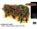 Master Box GermanInfantry in action 1941-1942 1/35