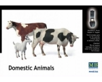 Master Box Domestic Animals 1/35