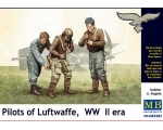 Master Box Pilots of Luftwaffe, WWII era 1/35