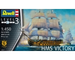 Revell Admiral Nelson Flagship HMS Victory New T..