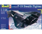 Revell  F-19 Stealth Fighter 1/144