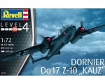 Revell  Dornier Do17 Z-10 Kauz 1/72