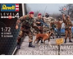 Revell German Army Crisis Reaction Forces 1/72
