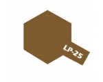 Tamiya  Lacquer Paint 10ml Brown JGSDF LP-25