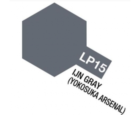Tamiya Lacquer Paint 10ml IJN GRAY YOKOSUKA ARSENAL LP-15