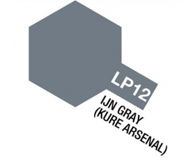 Tamiya Lacquer Paint 10ml IJN GRAY KURE ARSENAL LP-12
