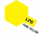 Tamiya Lacquer Paint 10ml PURE YELLOW LP-08