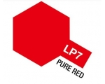 Tamiya Lacquer Paint 10ml PURE RED LP-07`