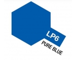 Tamiya  Lacquer Paint 10ml PURE BLUE LP-06