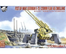Modelcollect Fist of Wars German WWII E75 1/72