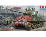 Tamiya M4A3E8 Easy Eight Korean War w/GAZ-67B fi..