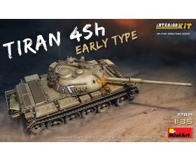 MiniArt TIRAN 4 Sh EARLY TYPE. INTERIOR KIT 1/35