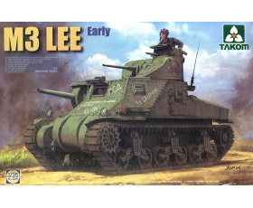 Takom U.S. Medium Tank M3 Lee Early 1/35