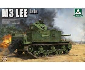Takom U.S. Medium Tank M3 Lee Late 1/35