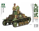 Takom Imperial Japanese Army Type 94 Tankette La..