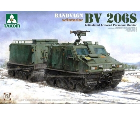 Takom Bandvagn BV 206S with interior 1/35
