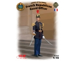 ICM French Republican Guard Officer 1/16