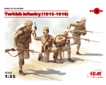 ICM Turkish Infantry 1915-1918 1/35