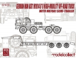 Modelcollect German German MAN KAT1M1014 8*8 HIG..
