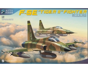 Kitty Hawk F-5E Tiger II Fighter 1/32 FREE RESIN FIGURES
