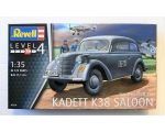 Revell German Staff Car Kadett K38 Saloon 1/35
