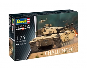 Revell British Challenger I Main Battle Tank 1/76