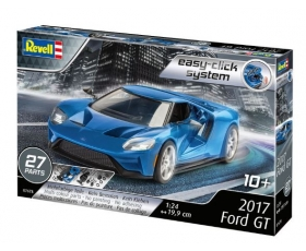 Revell Ford GT Easy-Click System 1/24
