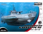 Meng U-Boat Type VII Cute Ship