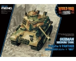 Meng German Medium Tank PzKpfw V Panther World W..