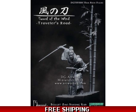 DG Artwork Sword of the Wind - Traveler's road 1/24