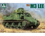 Takom US Medium Tank M3 Lee Mid 1/35