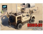 Galaxy Hobby M1240 M-ATV  MRAP w/XM153 Crows II ..