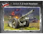 Thunder Model British 7.2 inch howitzer 1/35 Pre..