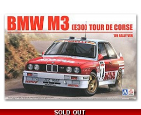 Beemax BMW M3 E30 Rally 88 1/24