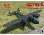 ICM Do 17Z-7, WWII German Night Fighter 1/72