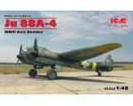 ICM Ju 88A-4, WWII Axis Bomber 1/48