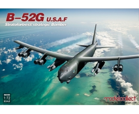 Modelcollect U.S.A.F. B-52G Stratofortress strategic Bomber 1/72