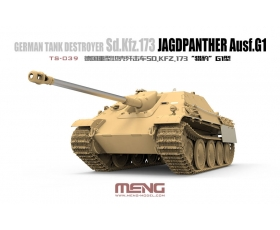 MENG Sd.Kfz.173 Jagdpanther Ausf.G1 1/35 Pre-Order