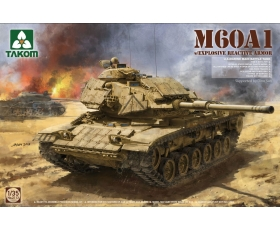 Takom M60A1 With Explosive Reactive Armor 1/35