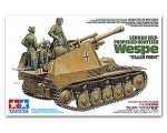 Tamiya German Self-Propelled Howitzer Wespe Ital..