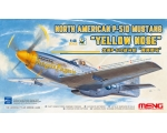 Meng Model North American P-51D Mustang Yellow N..