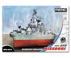 Meng Missouri Cute Ship Pre-Order