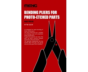 Meng Bending Pliers for Photo Etched Pre-Order
