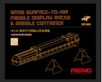 MENG 9M38 Surface-to-Air missile Display Racks &..