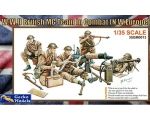 Gecko Models W.W.II British MG Team In Combat N...