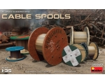 MiniArt CABLE SPOOLS 1/35
